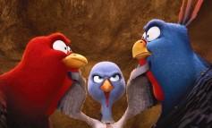 Hunger Games e Free Birds: le novità in sala di questa settimana