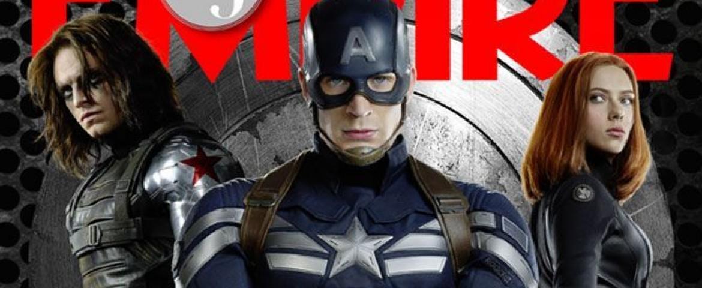 Nuove immagini da Captain America: The Winter Soldier