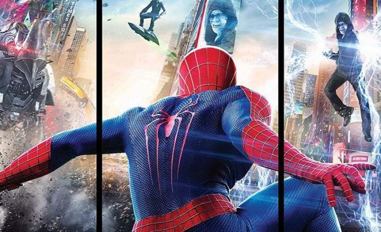 I villains di The Amazing Spider-Man 2 in un nuovo banner poster