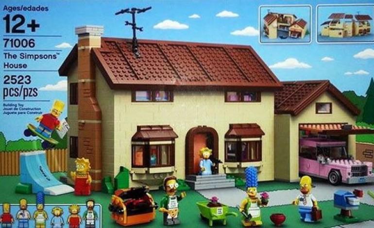 In arrivo il set LEGO dedicato a I Simpson: una prima immagine