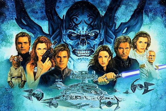 Star Wars - Universo Espanso