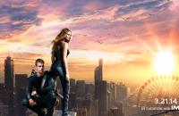Divergent, la novità in sala di questa settimana
