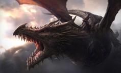 Quanto è grande un drago di Game of Thrones? Ce lo rivela George R.R. Martin!