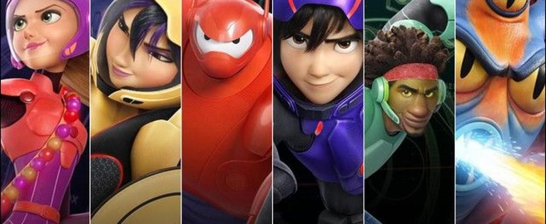 Big Hero 6, la novità in sala di questa settimana