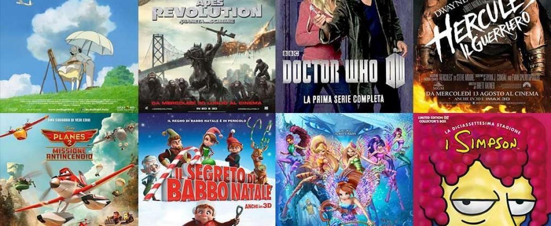 Home Video: le novità in uscita a Dicembre 2014 in DVD e Blu-Ray