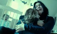 Harry Potter: le scene di Piton rimontate in ordine cronologico