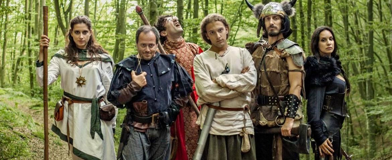 Getalive: la web serie italiana sui Giochi di Ruolo dal Vivo