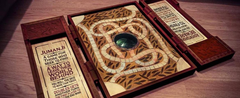 Arriva il gioco da tavolo di Jumanji!