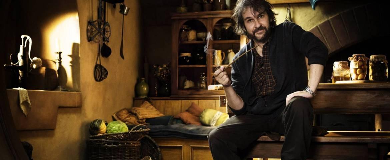 La casa di Bilbo Baggins ricostruita sotto la villa di Peter Jackson