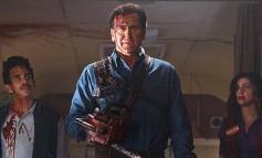 Ash vs. Evil Dead: Bruce Campbell e il Necronomicon nelle prime immagini ufficiali