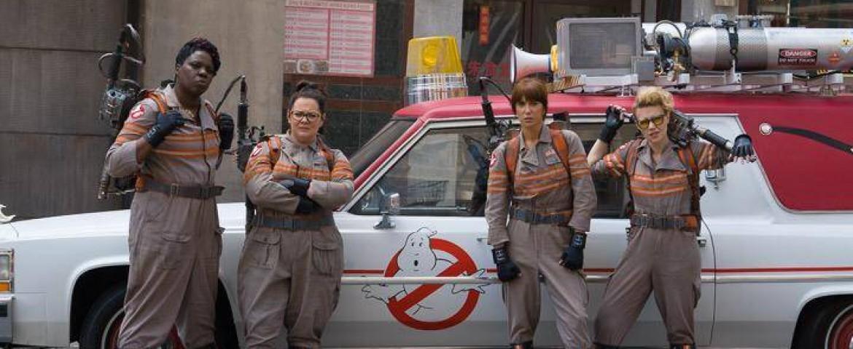 Ghostbusters 3: le quattro acchiappafantasmi in una nuova foto ufficiale!