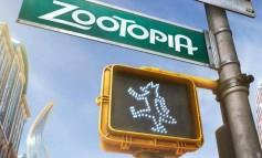 Il primo teaser trailer italiano di Zootropolis, film d'animazione Disney