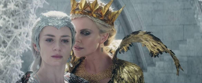 Il Cacciatore e la Regina di Ghiaccio, la novità in sala di questa settimana