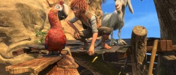 Robinson Crusoe, la novità in sala di questa settimana
