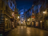 Diagon Alley: foto e video dal The Wizarding World of Harry Potter!