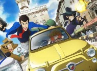 Lupin III: il primo trailer della nuova serie ambientata in Italia e San Marino!
