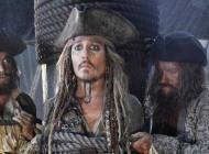 Pirati dei Caraibi 5: Johnny Depp nella prima foto dal film