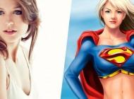 Sarà Melissa Benoist la nuova Supergirl della serie tv DC Comics